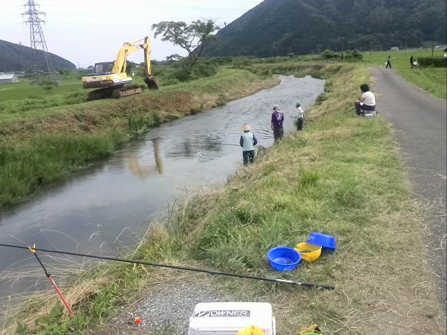 鮎 釣り 2020 琵琶湖 小